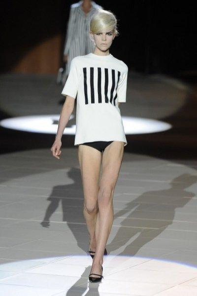 Pokaz kolekcji Marc Jacobs wiosna lato 2013