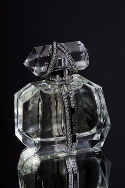"""pierwsze perfumy marki Marchesa """"D'Extase"""""""