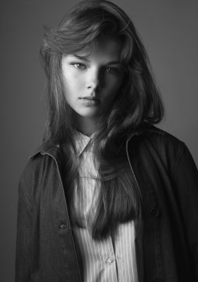 MAGDALENA KARASEK – NEW FACE AGENCJI NEW AGE MODELS
