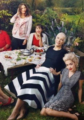 "MARKS & SPENCER – KAMPANIA ""LEADING LADIES"" OKIEM ANNIE LEIBOVITZ"