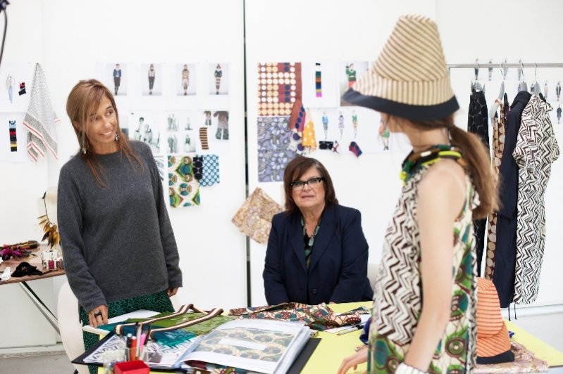kulisy powstawania kolekcji Marni dla H&M