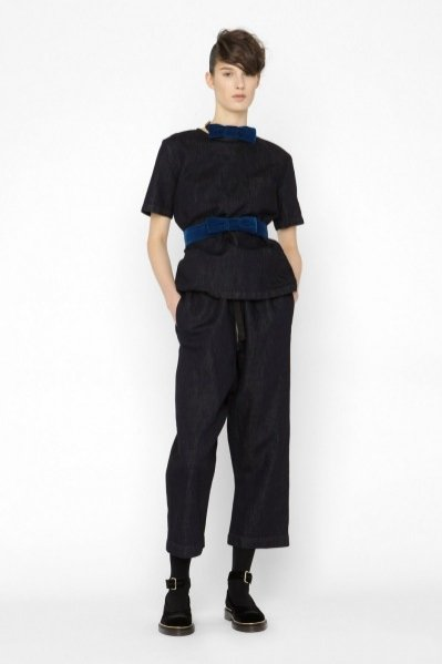 Lookbook Marni Denim jesień zima 2012/13