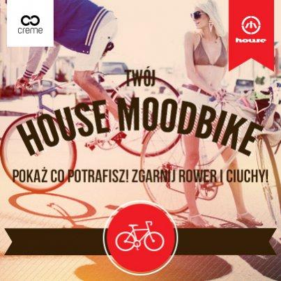 Moodbike House - rowerowy konkurs na FB