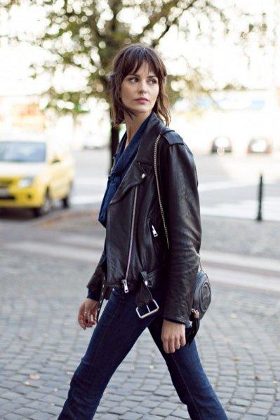 1. Marta Dyks - moda uliczna i must have jesień zima 2014/2015 według modelki Rebel Models