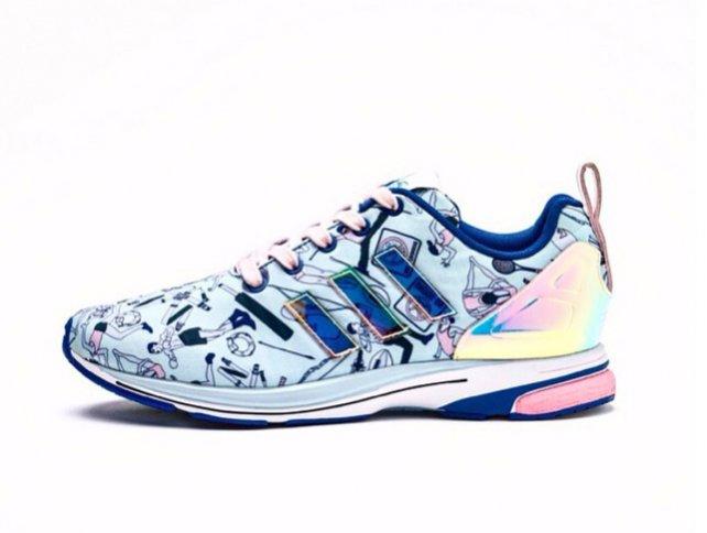 1. Kolekcja Mary Katrantzou dla Adidas Originals