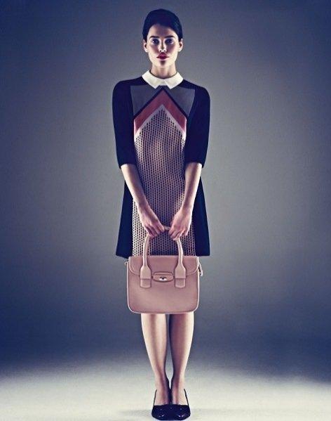 Lookbook damskiej kolekcji Marks&Spencer na sezon jesień/zima 2012/2013