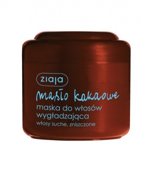 maska do włosów kakaowa Ziaja