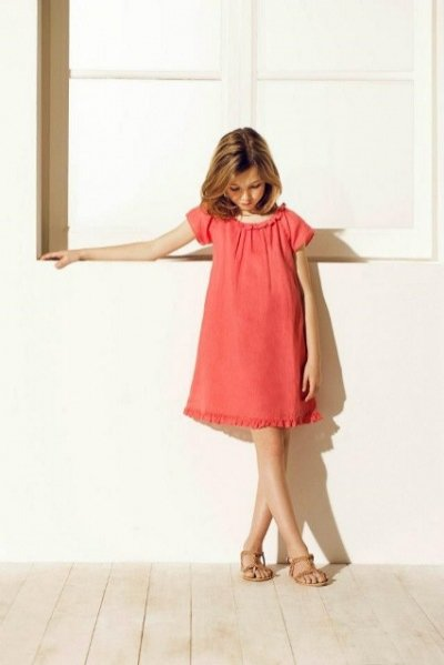 Massimo Dutti Kids wiosna lato 2013