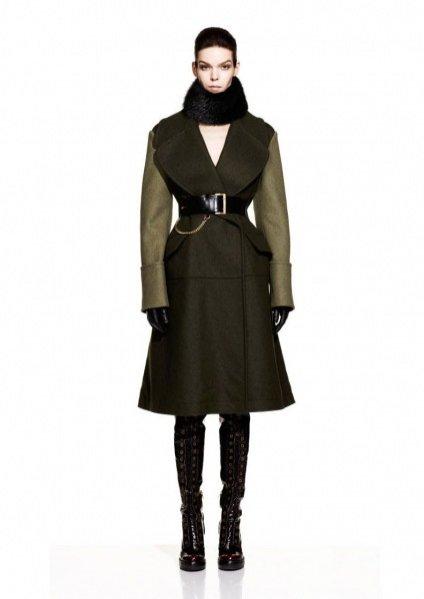 Lookbook kolekcji McQ jesień zima 2012/13