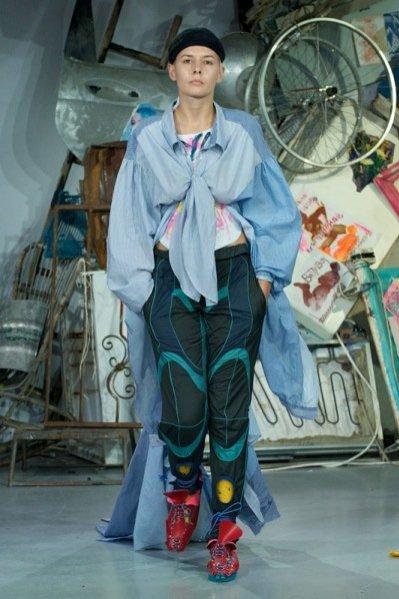 1. Meadham Kirchhoff - kolekcja wiosna lato 2015