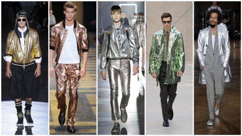 Trendy w modzie męskiej wiosna lato 2013 - Frankie Morello, Versace,  Lanvin, Burberry, Maison Martin Margiela