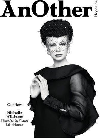 Michelle Williams na okładce AnOther Magazine
