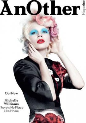 MICHELLE WILLIAMS NA OKŁADCE ANOTHER MAGAZINE