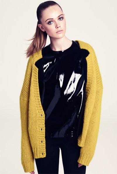 H&M kolekcja zima 2011