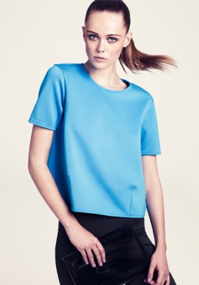 H&M ZIMA 2011 - NOWY LOOKBOOK