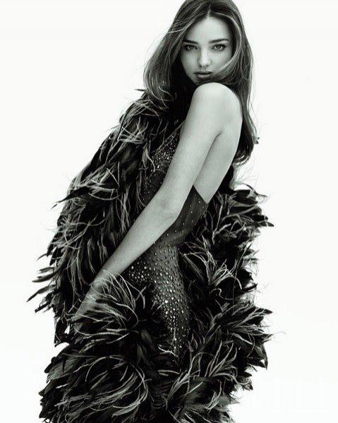 1. Miranda Kerr dla Elle China styczeń 2014