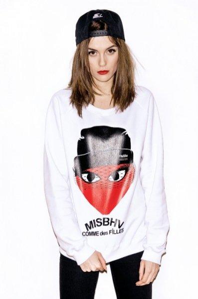 koszulka MISBHV - Comme des Filles