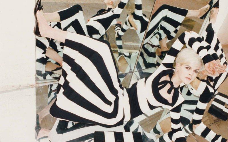 Ruby Jean Wilson w kampanii Marc Jacobs wiosna 2013