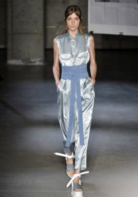 NEW YORK FASHION WEEK - MM6 MAISON MARTIN MARGIELA - KOLEKCJA WIOSNA LATO 2015