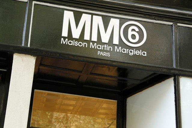 Butik MM6, linii Maison Martin Margiela w Nowym Jorku