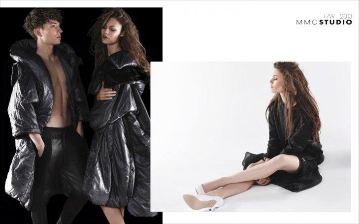 MMC Studio Design - kampania jesień zima 2013
