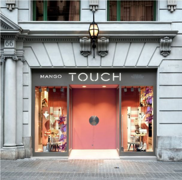 Nowy koncept Mango Touch
