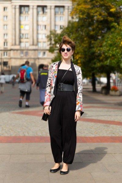 1. Moda uliczna w Warszawie - jesień 2014