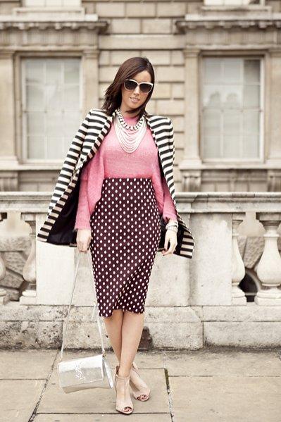 London Fashion Week - moda uliczna