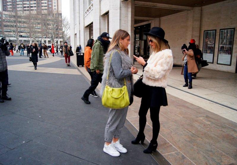 1. New York Fashion Week - moda uliczna cz. 3
