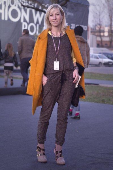 moda uliczna Poland Fashion Week październik 2013