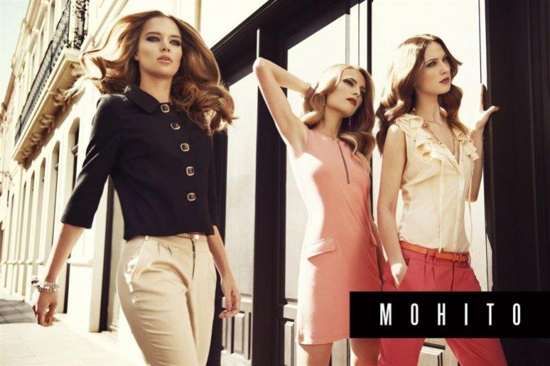 Kampania Mohito na wiosnę lato 2012