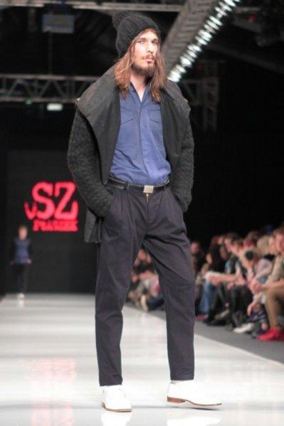 FashionPhilosophy Fashion Week kwiecień 2013 - pokaz Moniki Ptaszek