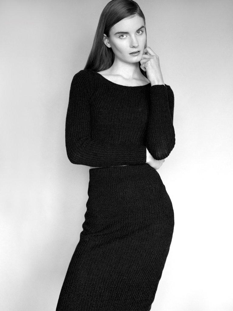 Monika Rostek - modelka z agencji United for Models