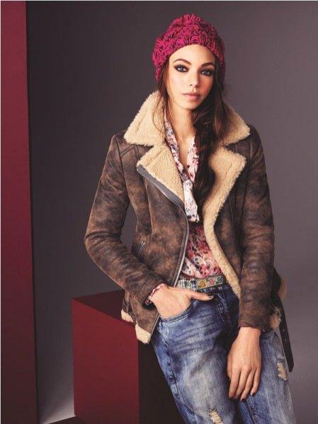 lookbook marki New Look jesień zima 2013/14 - kolekcja Going Out