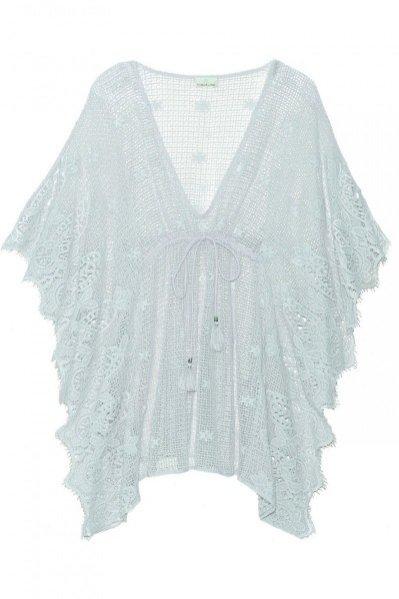 1. Miguelina, Petra crocheted cotton kaftan, cena ok. 750 zł