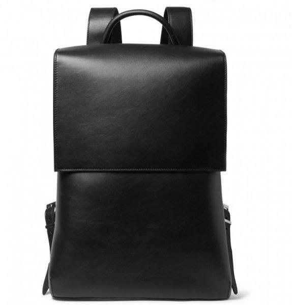 1. Balenciaga, Phileas leather backpack, cena ok. 5000 zł