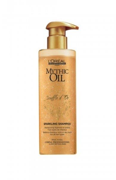 Mythic Oil L'Oréal Professionnel - szampon Souffle d'Or 55PLN/250ml