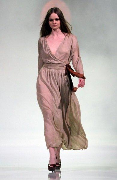 pokaz kolekcji Natalii Jaroszewskiej jesień zima 2012 podczas Fashion Week Poland w Łodzi