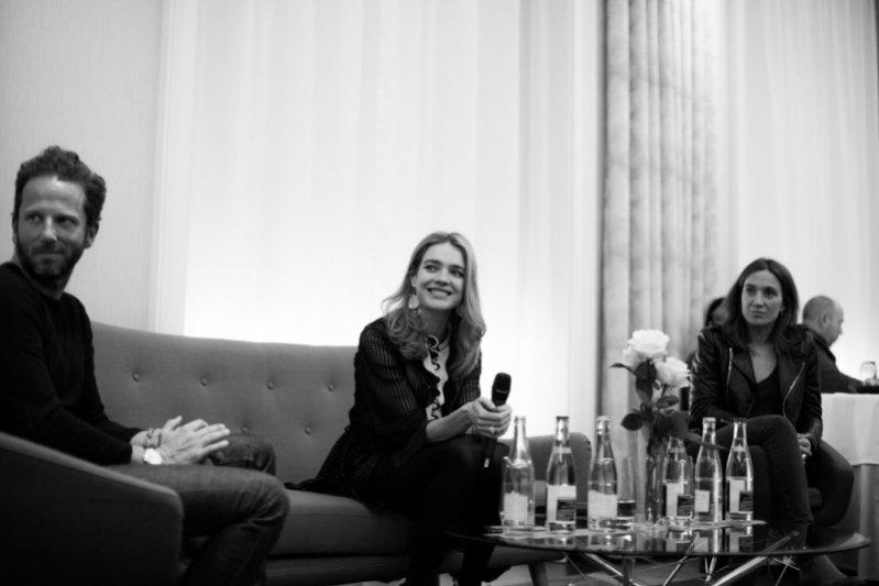 1. Wywiad z supermodelką Natalią Vodianovą