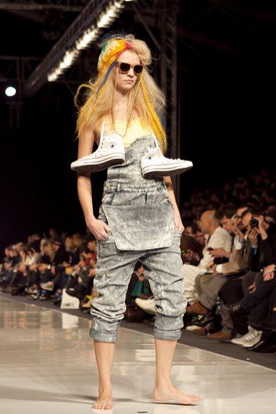 FashionPhilosophy Fashion Week październik 2013 - pokaz Nenukko wiosna lato 2014