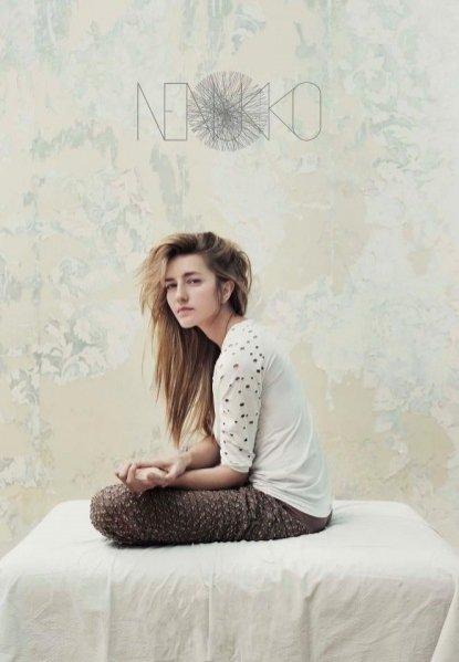 Kamilla Baar w kampani kolekcji Nenukko