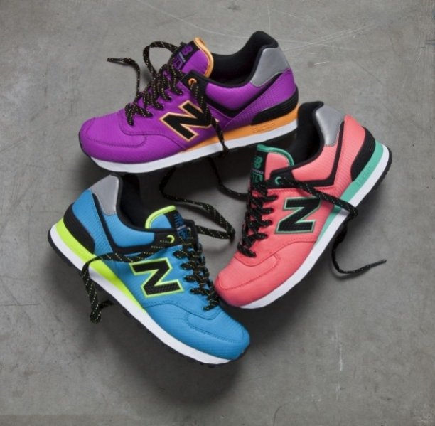 New Balance kolekcja Windbreaker i Yacht Club