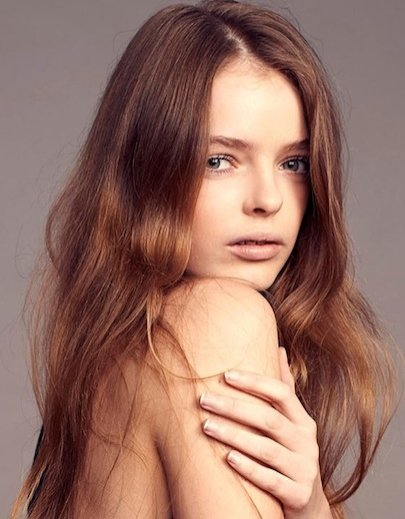 1. Marta Lewandowska - nowa twarz agencji D'Vision
