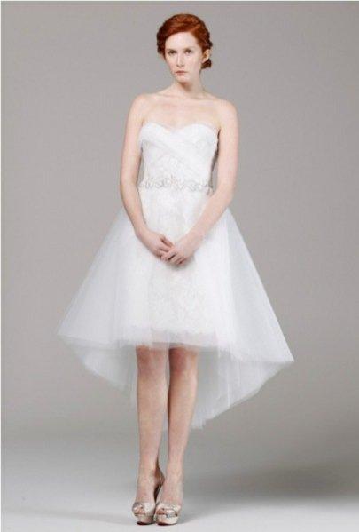 kolekcja ślubna Marchesa wiosna 2013