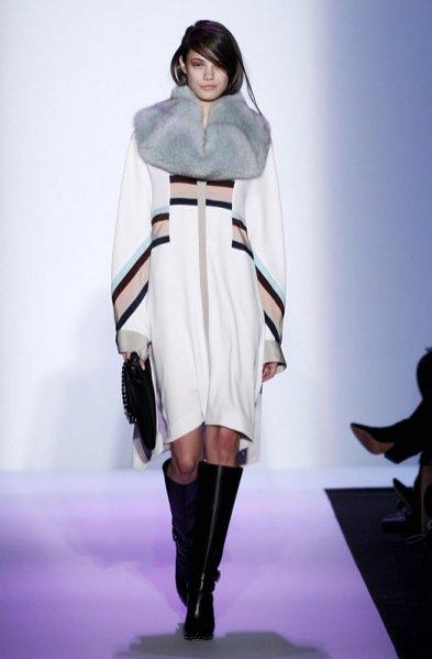 1. Pokaz kolekcji jesień zima 2014/2015 BCBGMAXAZRIA New York Fashion Week