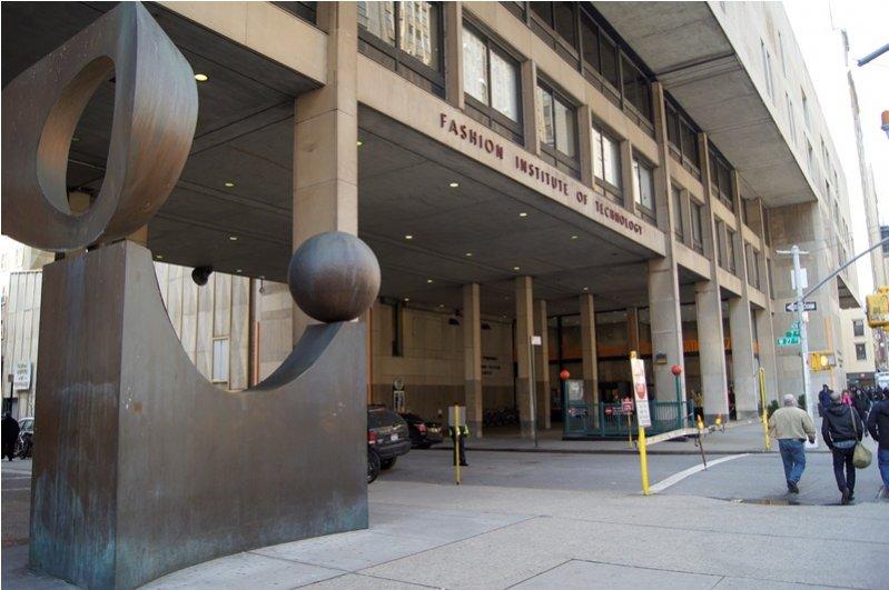 1. Przewodnik po Nowym Jorku - modne miejsca okiem LAMODE.INFO - Fashion Institute of Technology