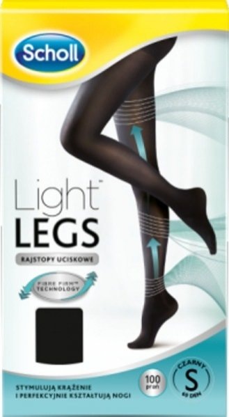 1. Rajstopy  Scholl Light Legs