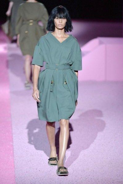 1. Marc Jacobs - kolekcja wiosna lato 2015