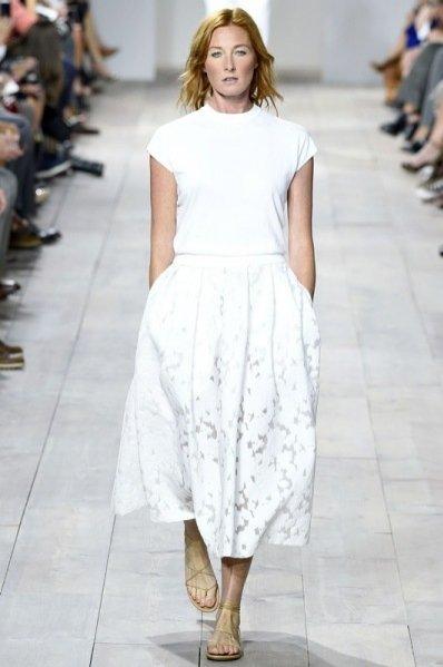1. Michael Kors - kolekcja wiosna lato 2015