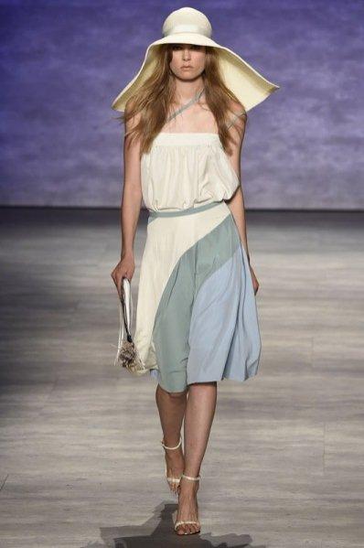 1. Rebecca Minkoff - kolekcja wiosna lato 2015